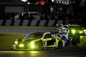 Фрэнки Монтекалво, Таунсенд Белл, Аарон Телиц, Джефф Сигал, AIM Vasser Sullivan, Lexus RC F GT3 (№12)