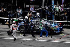 Марио Фарнбахер, Трент Хиндман, Джастин Маркс, Эй-Джей Оллмендингер, Meyer Shank Racing with Curb-Agajanian, Acura NSX GT3 (№86)