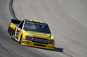 Grant Enfinger, ThorSport Racing, Ford F-150 Champion Power Equipment/ Curb Records