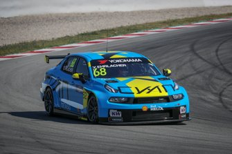 Yann Ehrlacher, Cyan Performance Lynk & Co 03 TCR