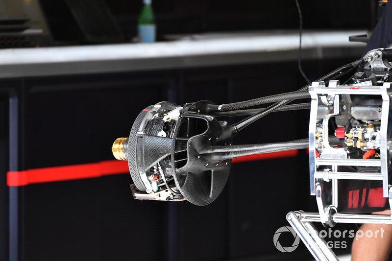 Red Bull Racing RB15 brake disk