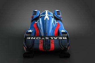 Presentación decoración RealTeam Racing