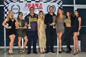FARA FP-1 Enduro Champions William Hubbell and Eric Curran