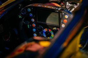 Renault F1 Team R.S.19, dettaglio del volante