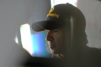 #5 Mustang Sampling Racing: Christian Fittipaldi