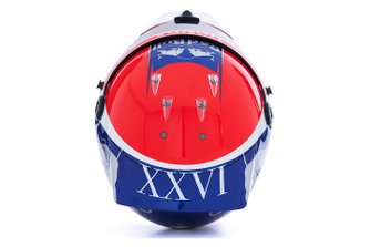 Helm van Daniil Kvyat, Scuderia Toro Rosso