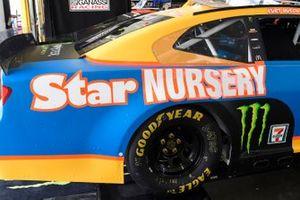 Kurt Busch, Chip Ganassi Racing, Chevrolet Camaro Star Nursery