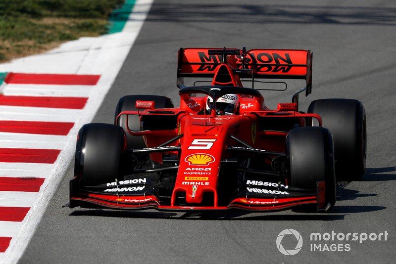 El Ferrari SF90 de 2019: 'Lina'