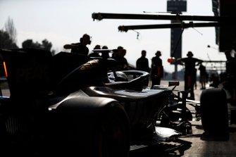 Ромен Грожан (Haas VF-19 Ferrari)