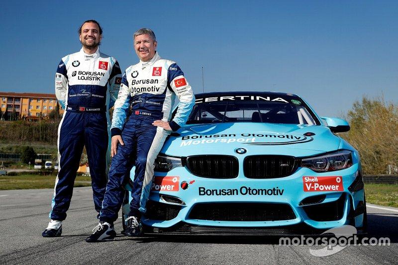 Levent Kocabıyık, İbrahim Okyay, Borusan Otomotiv Motorsport, BMW M4 GT4