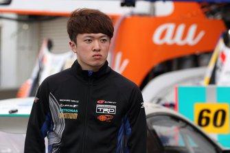 #60 SYNTIUM LMcorsa RC F GT3の宮田莉朋