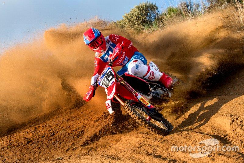 Brian Bogers, Team HRC Honda
