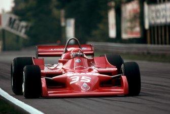 Бруно Джакомелли, Autodelta, Alfa Romeo 177