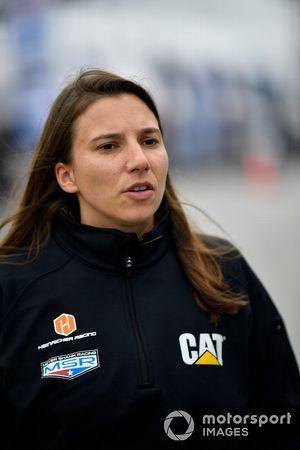 #57 Meyer Shank Racing w/ Curb-Agajanian Acura NSX GT3, GTD: Simona De Silvestro