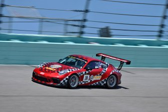 #24 MP1B Porsche GT3 Cup driven by Michael Menella of MCR Racing