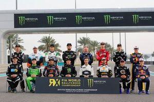 Foto de todos los pilotos 2019