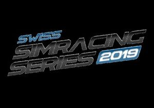 Swiss Simracing Series 2019, logotype