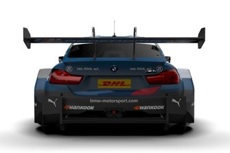 Philipp Eng, BMW M4 DTM design