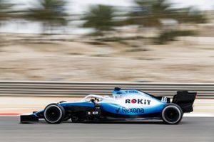 Nicholas Latifi, Williams Racing FW42