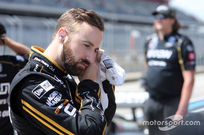 Джеймс Хинчклифф, Arrow Schmidt Peterson Motorsports Honda