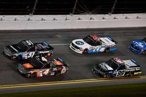 Todd Gilliland, Kyle Busch Motorsports, Toyota Tundra JBL, Christian Eckes, Kyle Busch Motorsports, Toyota Tundra SiriusXM, \t19\ and \t24