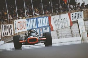 Jackie Oliver, Owen Racing Organisation, BRM