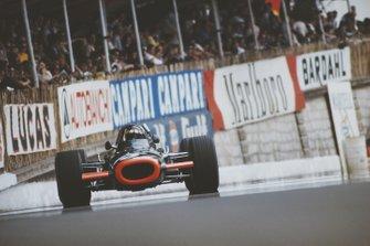 Джеки Оливер, Owen Racing Organisation, BRM P133