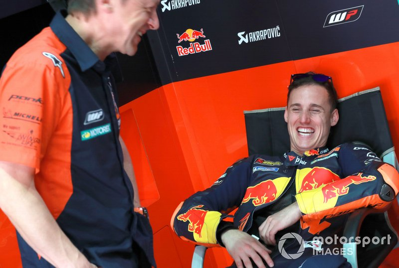 Pol Espargaro, Red Bull KTM Factory Racing, Mike Leitner, KTM