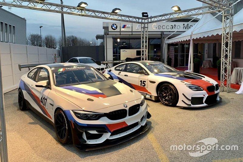 BMW M6 GT3 e M4 GT4, Ceccato Motor Racing Team