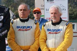 Andrea Luchini, Piero Bosco, Island Motorsport