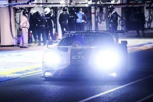 #95 TF Sport Aston Martin Vantage AMR LMGTE Am, John Hartshorne, Oliver Hancock, Ross Gunn