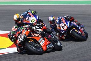 Scott Redding, Aruba.It Racing - Ducati, Jonathan Rea, Kawasaki Racing Team WorldSBK, Toprak Razgatlioglu, PATA Yamaha WorldSBK Team, Andrea Locatelli, PATA Yamaha WorldSBK Team