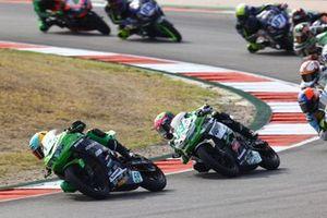 Inigo Iglesias, SMW Racing, Tom Booth-Amos, Fusport - Rt Motorsports by SKM Kawasaki