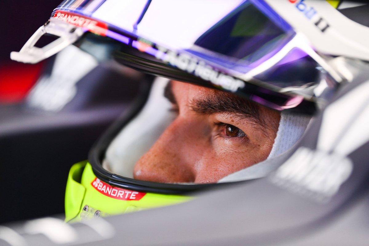 Sergio Pérez, Red Bull Racing