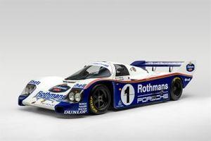 1985 Porsche Factory Racing Team, Porsche 962C, chassis 002