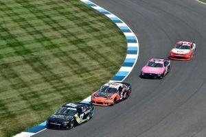 J.J. Yeley, SS Green Light Racing, Ford Mustang and James Davison, B.J. McLeod Motorsports, Toyota Supra ERA Motorsport
