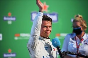 Nyck de Vries, Mercedes-Benz EQ, newly crowned drivers champion