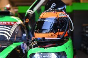 Casque de Laurents Hörr, Duqueine Team Oreca 07 - Gibson LMP2