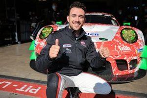 Polesitter #30 Frikadelli Racing Team Porsche 911 GT3 R: Julien Andlauer