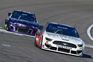 B.J. McLeod, Live Fast Motorsports, Ford Mustang International Materials