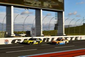 Will Rodgers, Sam Hunt Racing, Toyota Supra GoodRX/Race To End Hep C, Ryan Vargas, JD Motorsports, Chevrolet Camaro Maintenx
