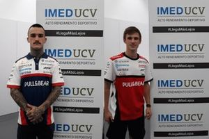 Aron Canet and Sergio García Dols, Aspar Team