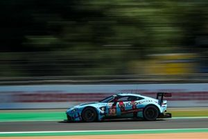 #33 TF Sport Aston Martin Vantage AMR LMGTE Am van Ben Keating, Dylan Pereira, Felipe Fraga