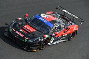 #3 Easy Race, Ferrari 488 GT3 Evo: Daniel Mancinelli, Max Hoffer, Matteo Greco