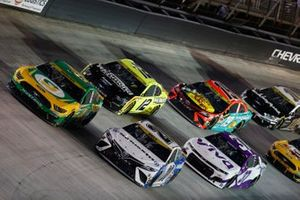 Kevin Harvick, Stewart-Haas Racing, Ford Mustang Subway Delivery, Christopher Bell, Joe Gibbs Racing, Toyota Camry SiriusXM