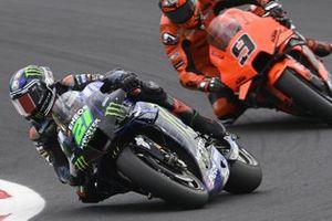 Franco Morbidelli, Yamaha Factory Racing, Danilo Petrucci, KTM Tech 3