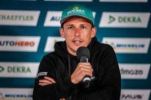 Conférence de presse, Christian Klien, JP Motorsport