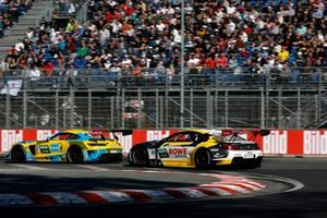 Vincent Abril, Haupt Racing Team Mercedes AMG GT3, Timo Glock, ROWE Racing, BMW M6 GT3
