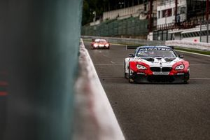 #10 Boutsen Ginion BMW M6 GT3: Karim Ojjeh, Jens Liebhauser, Jens Klingmann