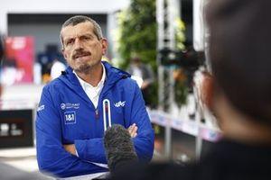Guenther Steiner, Team Principal, Haas F1
